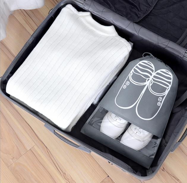 束口旅行鞋袋 4